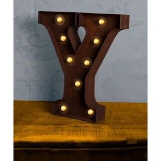 """VINTAGE RETRO LIGHTS & SIGNS Letter """"Z"""""""