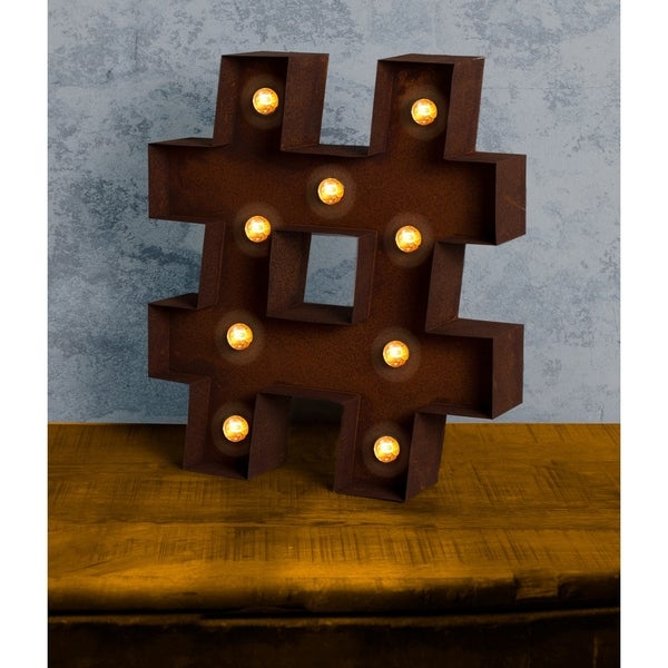 vintage retro lights signs at sign free shipping today
