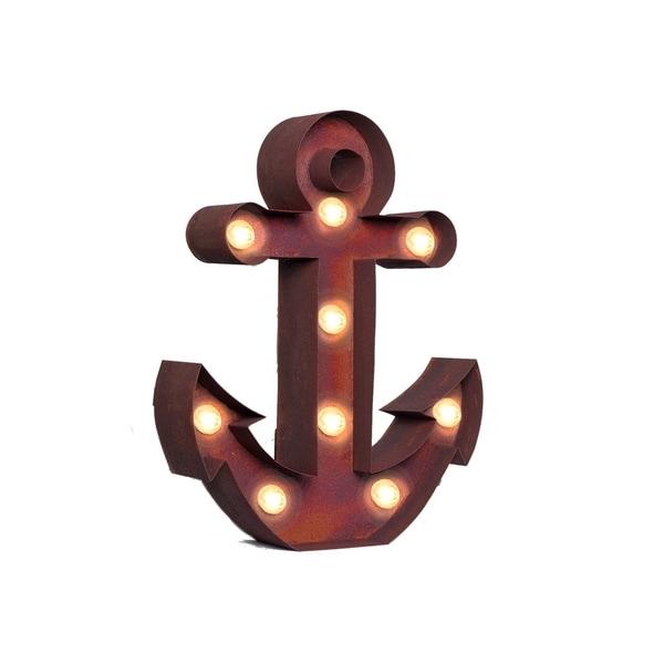VINTAGE RETRO LIGHTS & SIGNS Anchor