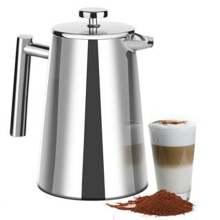 50 Ounce French Press Coffee Maker