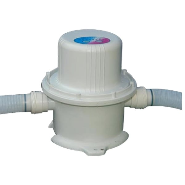 220-240 Volt White Above Ground Swimming Pool and Spa Heater Pump