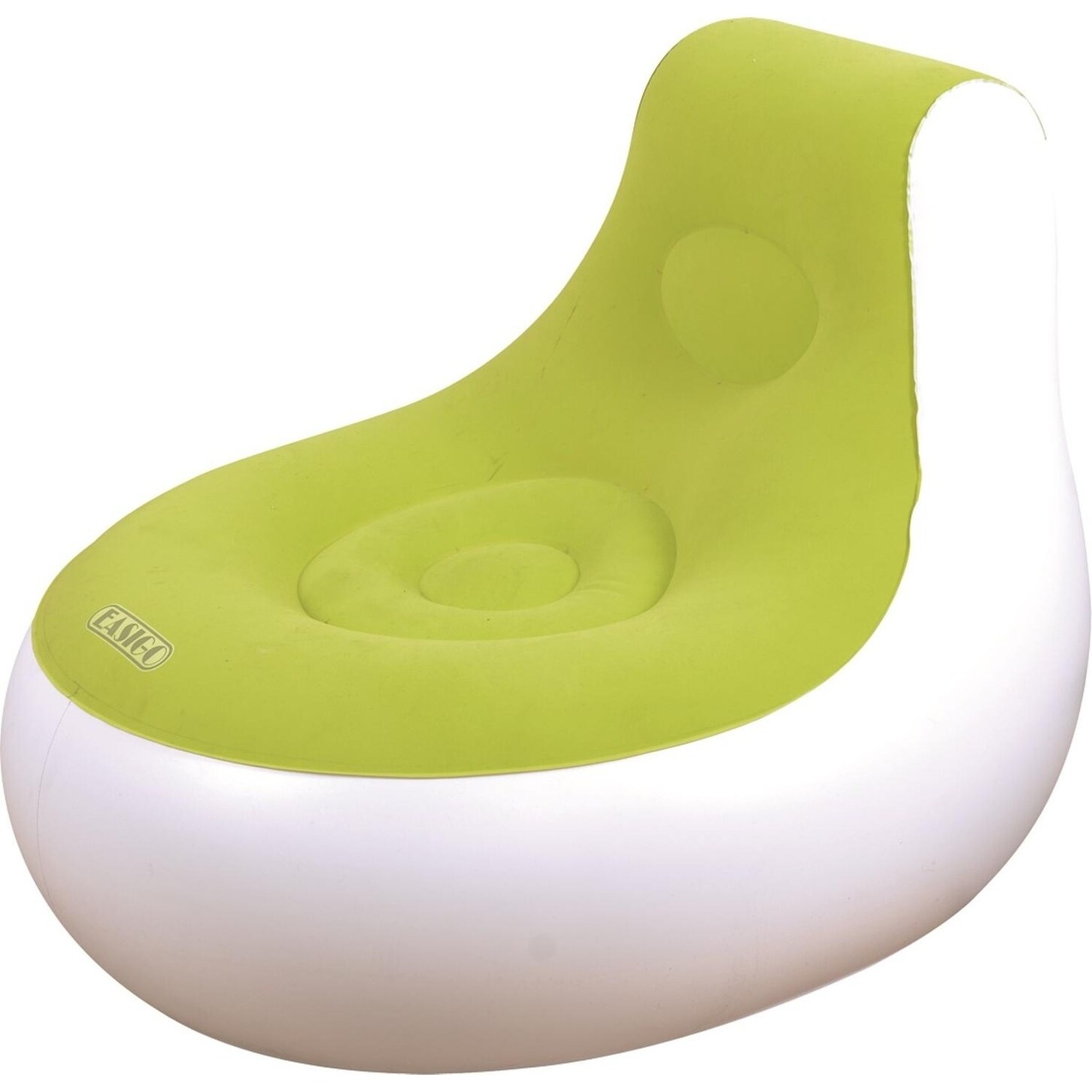 """CentralTools 36.5"""" White and Green Inflatable Indoor/Out..."""