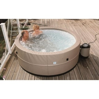 6' Portable Grand Rapid Swift Current Indoor/Outdoor 4 Person Spa