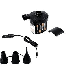 Battery Operated or DC Electric Powered Inflate / Deflate Air Pump