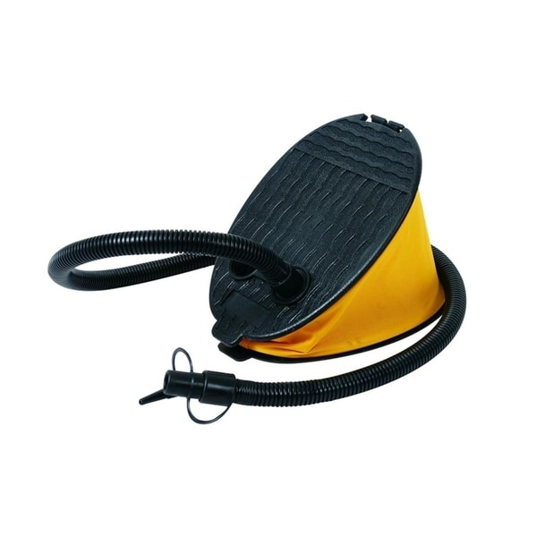Portable Deluxe Bellows Foot Pump for Pool and Spa