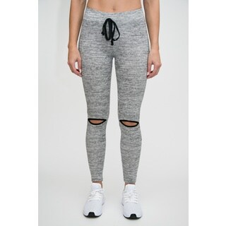 Split-knee Legging