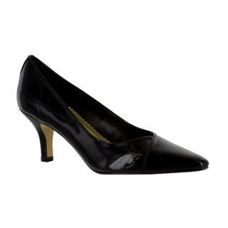Bella Vita Women's Wow Pump (Black Patent)