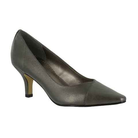 Bella Vita Womens Wow Pump (Pewter)