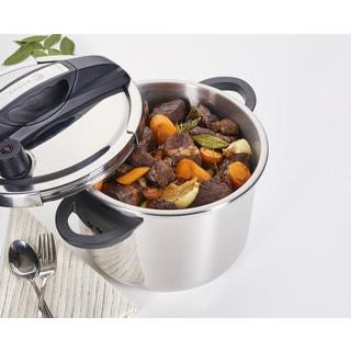 Fagor Helix 8 Quart Stovetop Pressure Cooker