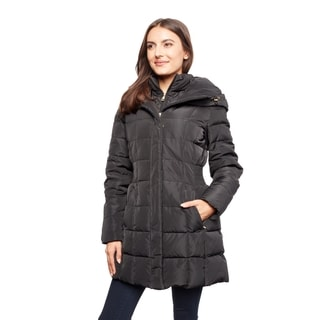 Cole Haan Women's Taffeta Down Puffer Jacket