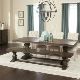 rustic kitchen dining room tables for less overstock com