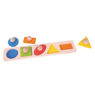 Bigjigs Toys Shape Matching Board