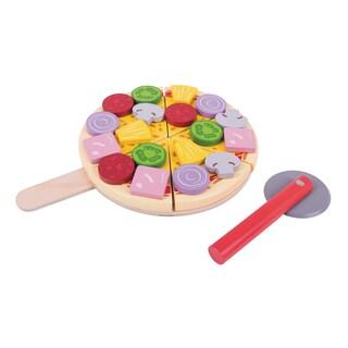 Bigjigs Toys Cutting Pizza