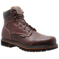 "AdTec Men's 6"" Comfort Work Boot Wide Fit Boot"