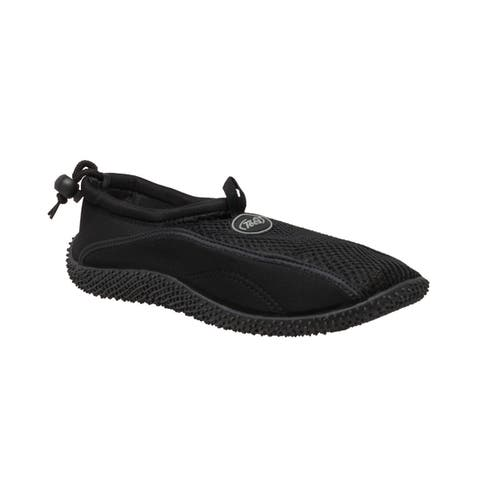 Mens Aquasock Slip On Black
