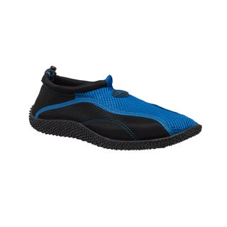 Men's Aquasock Slip On Royal/Black