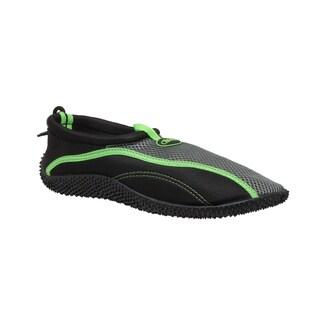Men's Aquasock Slip On Volt/Black