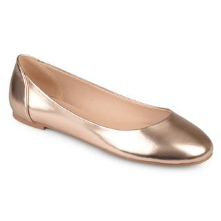 0303a2187e86 Buy Pink Women s Flats Online at Overstock