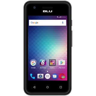 BLU Dash L3 D930 Unlocked GSM Dual-SIM Phone - Black