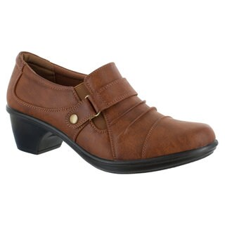 Easy Street Women's Mika Shootie (Tan) (More options available)