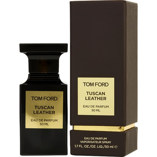 8c30709283d3 Shop Tom Ford Tuscan Leather Men s 1.7-ounce Eau de Parfum Spray - Free  Shipping Today - Overstock - 16817120