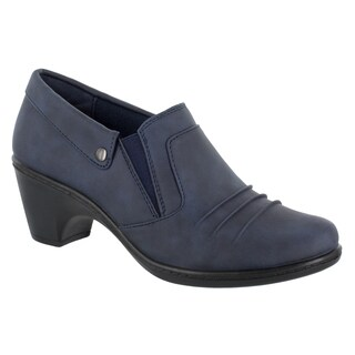 Easy Street Women's Bennett Shootie (Navy)