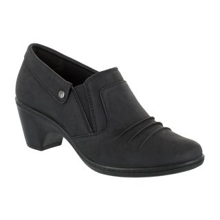 Easy Street Women's Bennett Shootie (Black) (More options available)