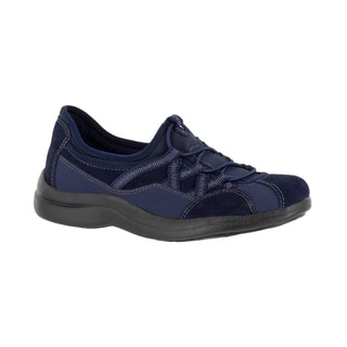 "Easy Street Women's Sport ""Laurel"" Athleisure Slip On (Navy)"