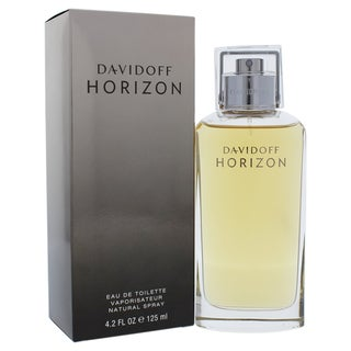 Davidoff Horizon Men's 4.2-ounce Eau de Toilette Spray