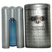 Cuba Prestige Platinum Men's 3-ounce Eau de Toilette Spray