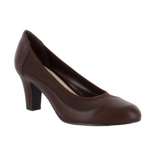 Easy Street Women's Jordan Pump (Brown)|https://ak1.ostkcdn.com/images/products/16817256/P23119908.jpg?_ostk_perf_=percv&impolicy=medium
