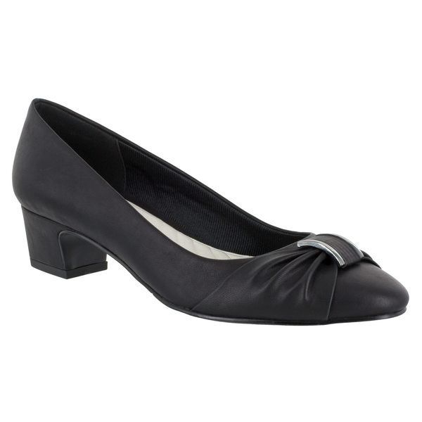 Easy Street Women's Eloise Pump (Black)
