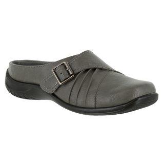 Easy Street Women's Hart Comfort Mule (Grey)