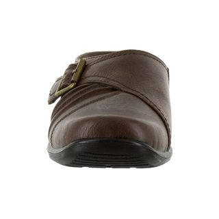 Easy Street Women's Hart Comfort Mule (Brown)