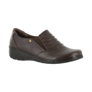 Easy Street Women's Proctor Comfort Slip On (Brown)