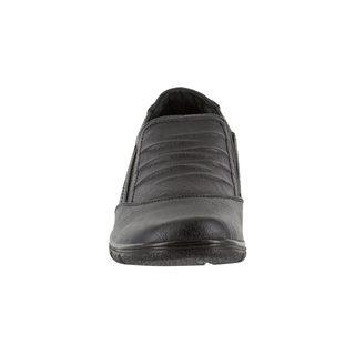 Easy Street Women's Proctor Comfort Slip On (Black)