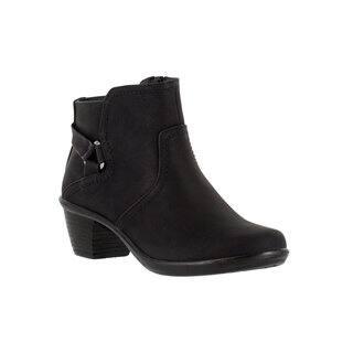 Easy Street Women's Dawnta Bootie (Black Matte)|https://ak1.ostkcdn.com/images/products/16817431/P23120071.jpg?impolicy=medium