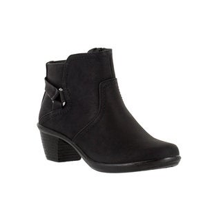 Easy Street Women's Dawnta Bootie (Black Matte) (More options available)