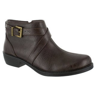 Easy Street Women's Shannon Bootie (Brown)
