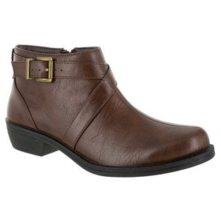 Easy Street Women's Shannon Bootie (Tan)