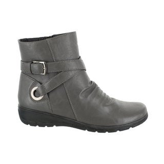 Easy Street Women's Questa Bootie (Grey)