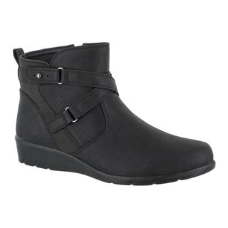 Easy Street Women's Davis Bootie (Black)