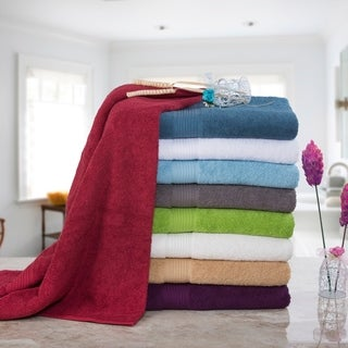 Super Absorb Hydro Cotton 6 Piece Towel Set
