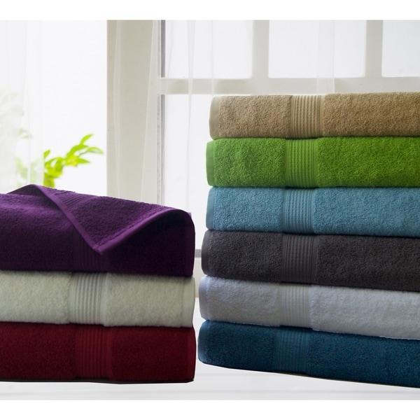 Super Absorb Hydro Cotton 6 Piece Towel Set