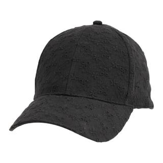 Eyelet Women's Ball Cap