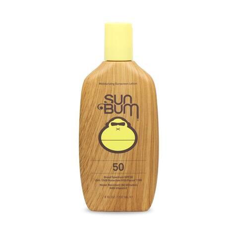 Sun Bum 8-ounce Sunscreen Lotion SPF 50