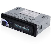 Bluetooth Car MP3 Player Stereo In-dash 1 Din FM Aux Input Receiver SD USB MMC Car Radio Player 12V