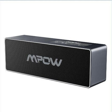 Mpow Bluetooth Speaker, Portable Wireless Speaker with 20W Output from Dual 10W Drivers, Enhanced Bass