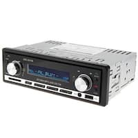 Bluetooth Car MP3 Player Stereo In-dash CD player FM Aux Input Receiver SD USB MMC Car Radio Player 12V