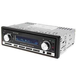 Bluetooth Car MP3 Player Stereo In-dash CD player FM Aux Input Receiver SD USB MMC Car Radio Player 12V